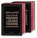 Recknagel - Taschenbuch für Heizung und Klimatechnik 80. Ausgabe 2021/2022 - Basisversion: einschließlich Trinkwasser- und Kältetechnik sowie Energiekonzepte