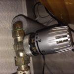 Vaillant-Thermostat
