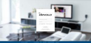 mydevolo-registrierung