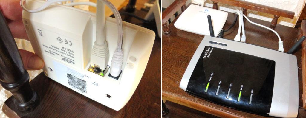 Einsatzbereiter Homematic IP Accesspoint