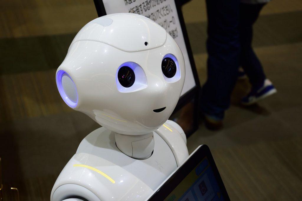 Mein persönlicher Roboter Assistent, Quelle Pixibay – Tekelua, CC0