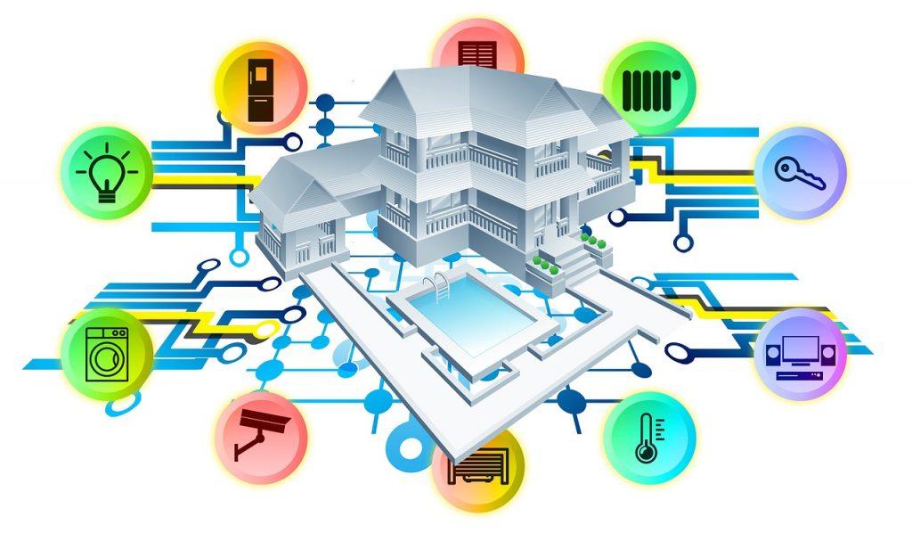 Smarte Gebäude sind wirklich intelligent,Quelle: Pixibay - geralt, CC0